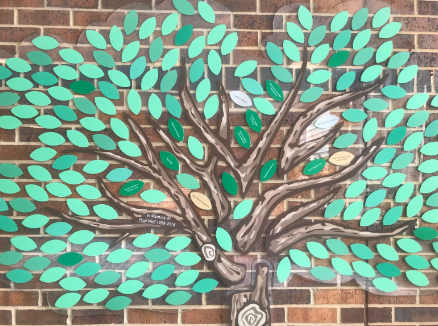 Tree of Life (paper tree)