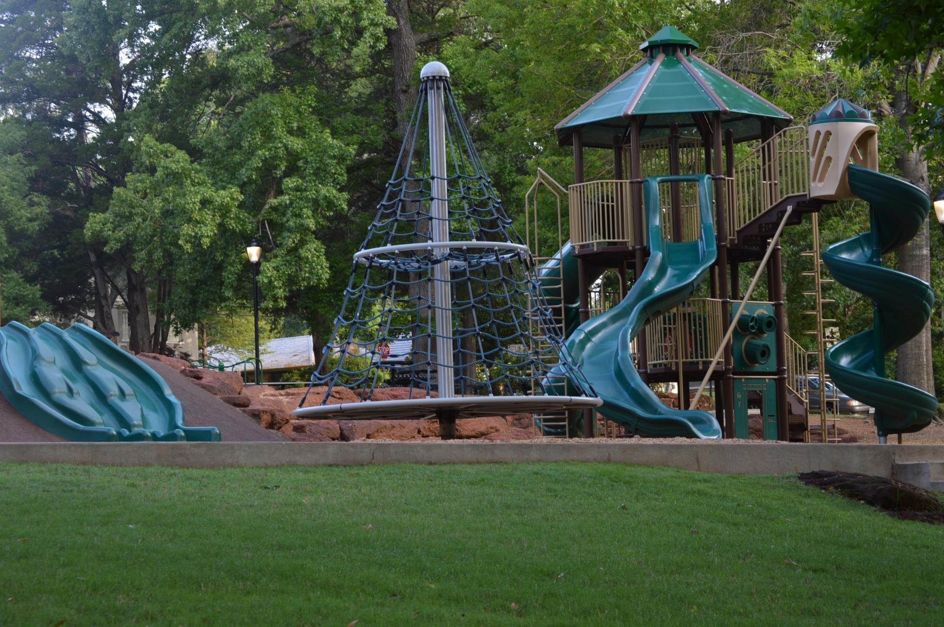 Bergfeld Park Playground