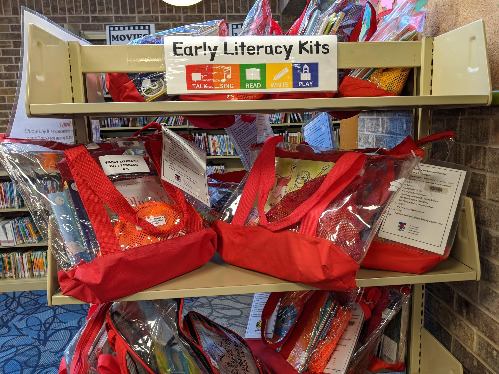 Early Literacy Kits