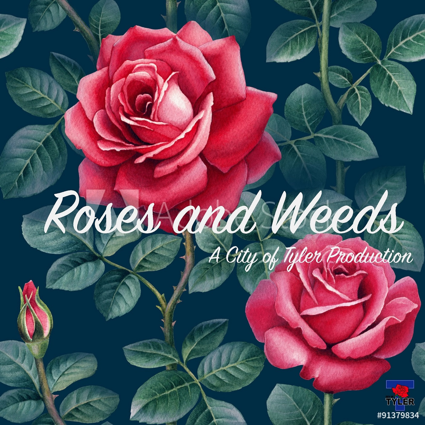 Roses and Weeds cover image
