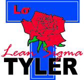 City of Tyler Lean Sigma Logo