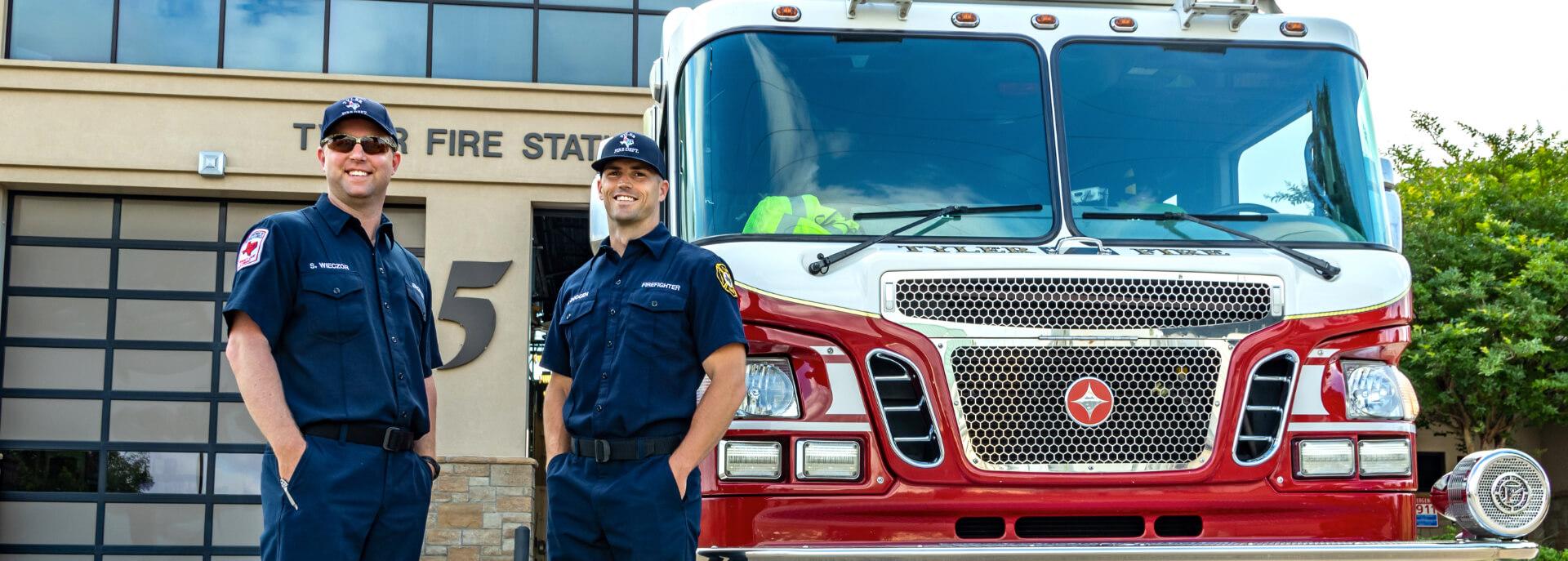 Fire Department Tyler Tx