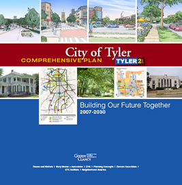 Tyler21 Comprehensive Plan cover