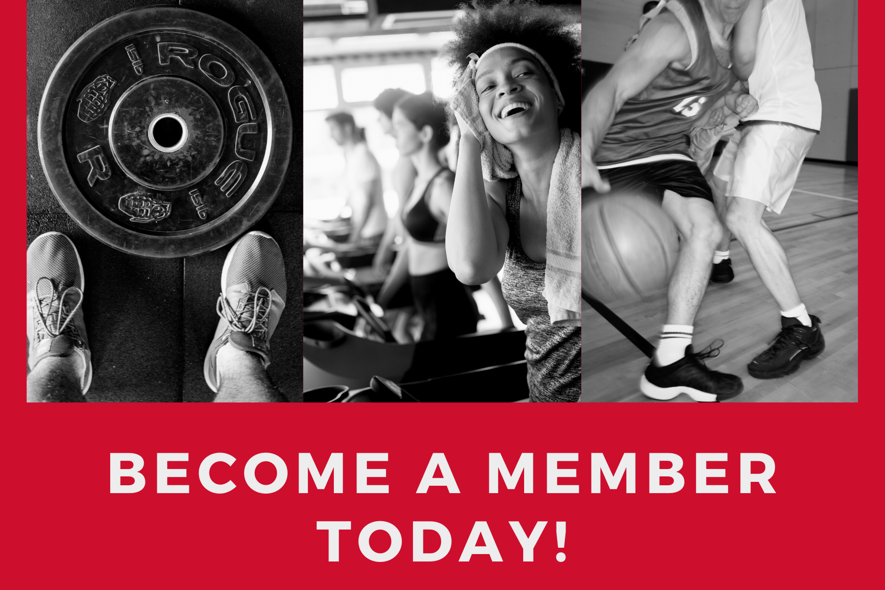 Glass Recreation Center Become a Member Today!