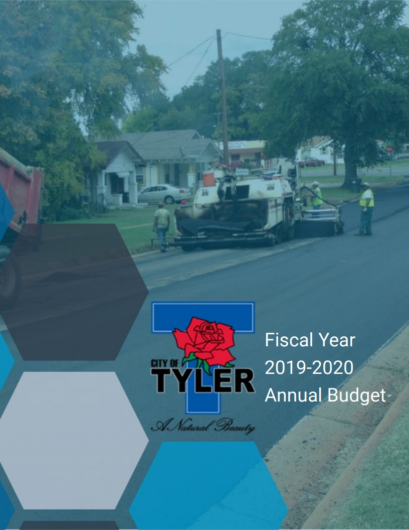 2019-2020 Annual Budget