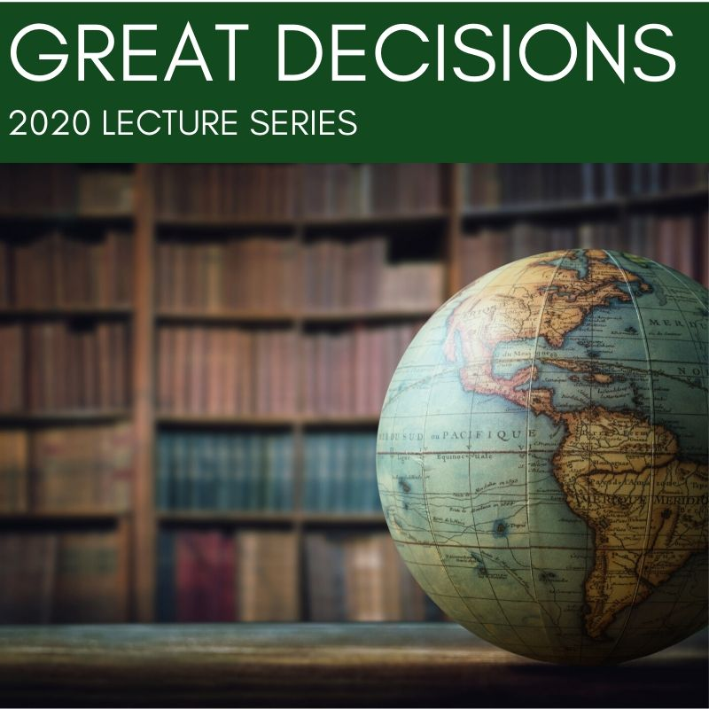 2020 Great Decisions Video Image