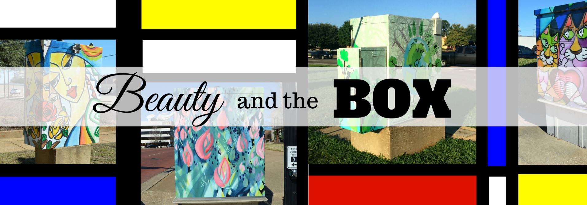 Beauty and the Box banner